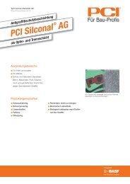 PCI Silconal - PCI-Augsburg GmbH