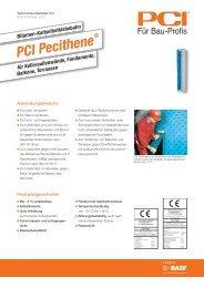 PCI Pecithene - PCI-Augsburg GmbH