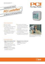 PCI Lastoflex - PCI-Augsburg GmbH
