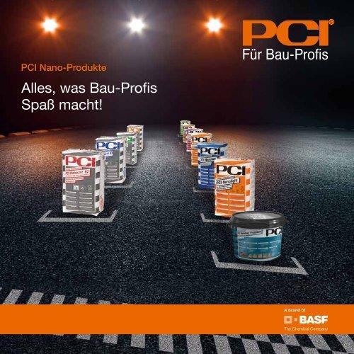 Download Produkt-Folder - PCI-Augsburg GmbH