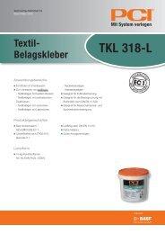 TKL 318-L - PCI-Augsburg GmbH