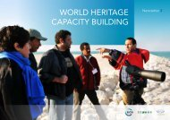 World Heritage Capacity Building - Newsletter 2 - IUCN
