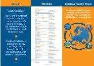 Leaflet - IUCN
