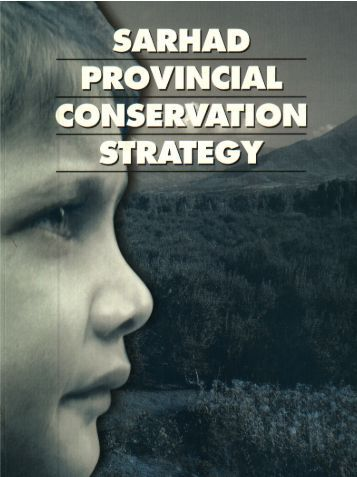 Sarhad Provincial Conservation Strategy - IUCN