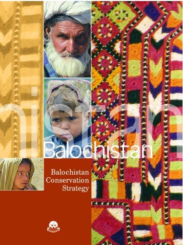 Balochistan Conservation Strategy - IUCN