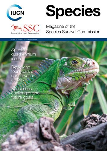Species 54 - IUCN