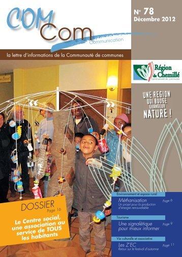 32 pages comcom 78 V3.indd - Communauté de communes de la ...