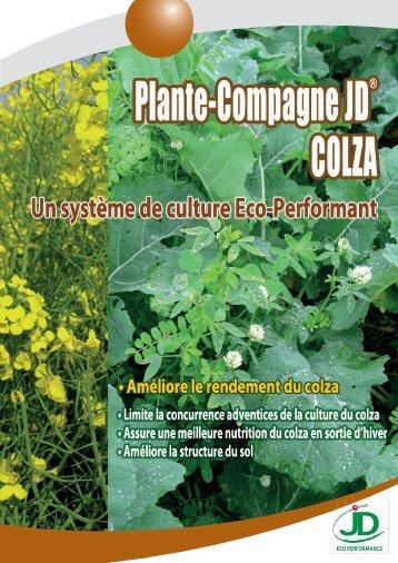 plante-compagne jd ® colza