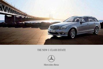 Download C-Class Estate (PDF) - Mercedes - Benz Egypt. Cairo ...