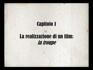 La realizzazione di un film - Cineformica.org