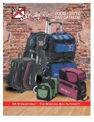 Catalog Bags 2009 size: 3232 KB - KR StrikeForce, Inc.