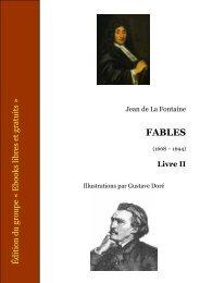 Fables (Livre 2) - CRDP de l'Académie de Strasbourg