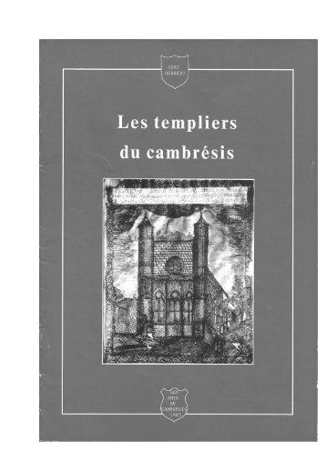 Les Templiers du Cambrésis - Portail