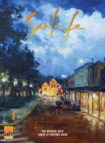 the official 2010 santa fe visitors guide - Center for Nonlinear ...