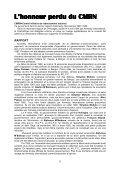 Extrait du livre Affaires Centrafricaines - Sangonet - Page 5