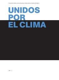 unidos por el clima - United Nations Framework Convention on ...