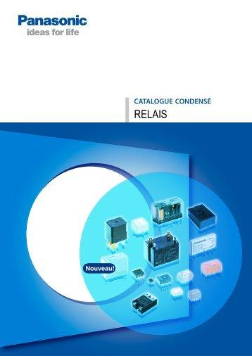 Brochure Relais, 07/2012 - Panasonic Electric Works