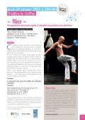 Plaquette du Théâtre Le Griffon saison 2012/2013 - MJC de ... - Page 7