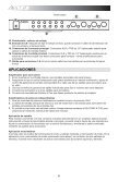 Multimix 6 Cue - Quickstart Guide - RevB - American Musical Supply - Page 6