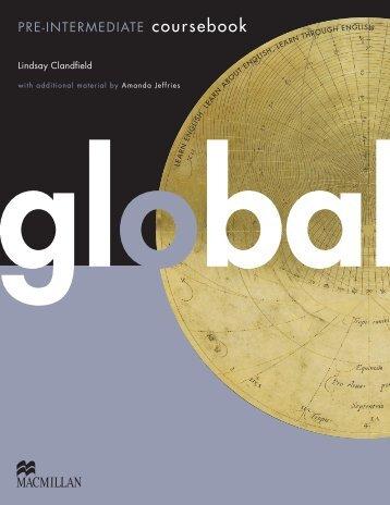 Global intermediate - Coursebook - Macmillan