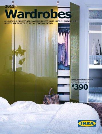 Ikea Wardrobes 2013