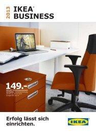 Ikea Business Büromöbel 2013