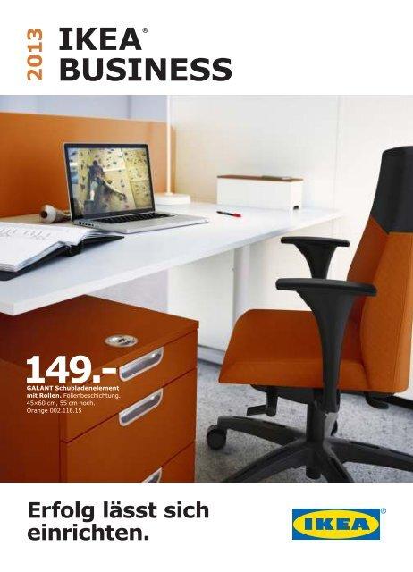 Ikea Business Buromobel 2013