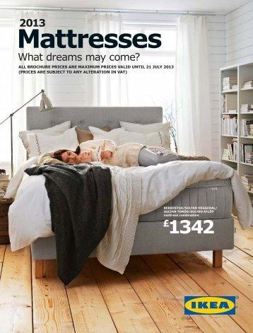 Ikea Mattresses 2013