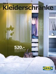 Ikea Kleiderschränke 2013