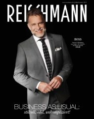 Reischmann - Business as Usual