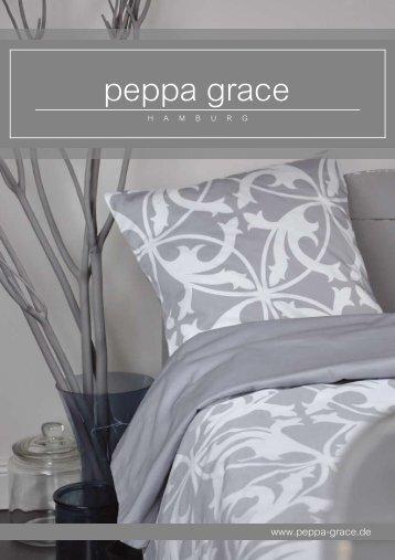 Peppa Grace Katalog 2013
