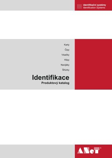 Identifikace