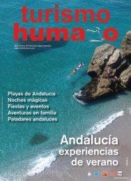 Turismo Humano nº 10. Andalucía en verano