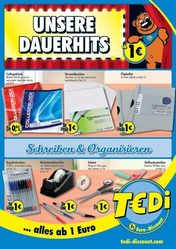 TEDi - Dauerhits 07-2013 - AT