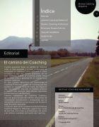 Motivat Coaching Magazine núm.2- año 2013 - Page 3