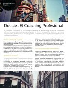 Motivat Coaching Magazine núm.2- año 2013 - Page 6