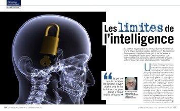 l'intelligence - Mark Changizi