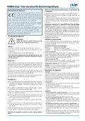 ROBA-stop® frein de sécurité électromagnétique - Transmission ... - Page 5