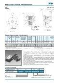 ROBA-stop® frein de sécurité électromagnétique - Transmission ... - Page 7