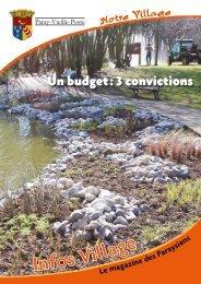 Infos Village - avril 2012 - Paray-Vieille-Poste