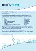 Gruppenreisen von BerlinTravel | Infobroschüre 2014 - Page 3