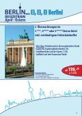Gruppenreisen von BerlinTravel | Infobroschüre 2014 - Page 7