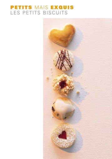 Petits mais exquis - Les petits biscuits - Swissmilk