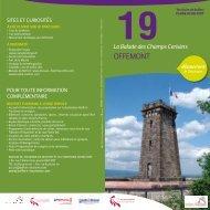 19. La Balade des champs Cerisiers (Offemont) - Territoire de Belfort