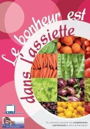 Ou comment associer les compléments ... - CHU Montpellier