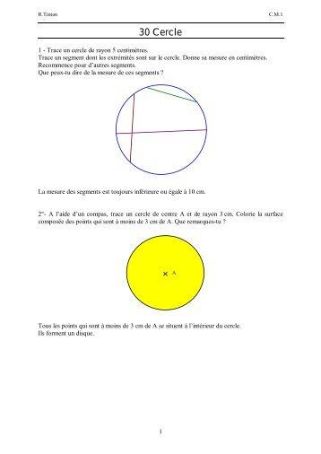30 Cercle