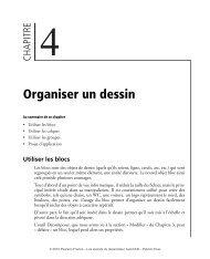 Organiser un dessin - Pearson