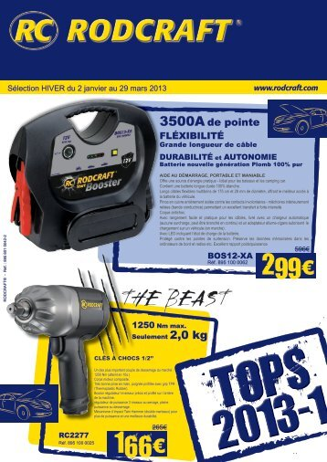tops 2013 - Rodcraft