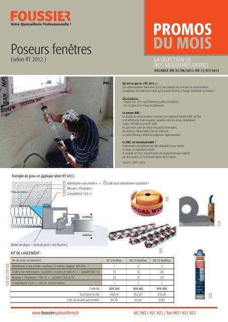 Catalogue Foussier Quincaillerie Le Mans
