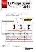 Télécharger le catalogue électroportatif - Page 2